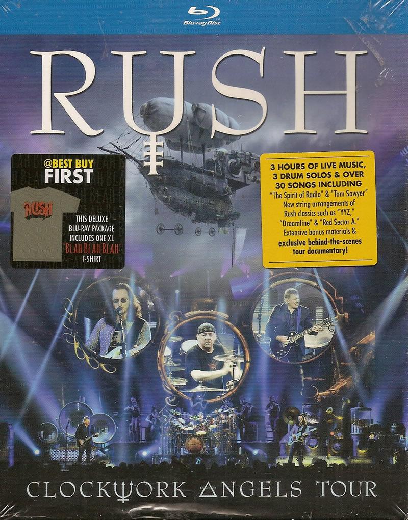 Rush Earthshine - Rush Collection